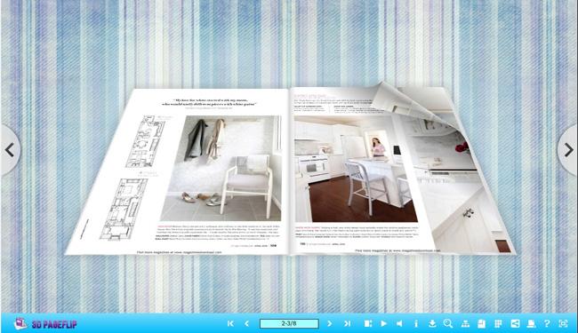 3d page flip ebook