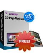 Free 3DPageFlip PDF to FlashBook 1.0