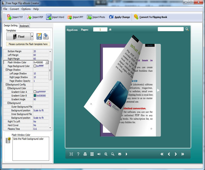 Page flip ebook creator a helpful software for free page flip ebook creator a helpful software for free 3dpageflip fandeluxe Document