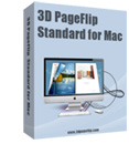 3D PageFlip Standard for Mac