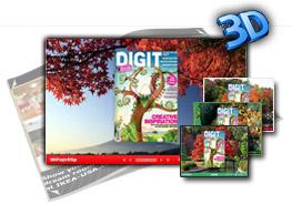 3D PageFlip Autumn Templates 1.0