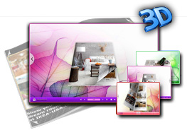 3D Page Flip Book Beauteousness Theme 1.0