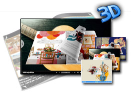 Musical Theme for 3D Page Flip eBook 1.0