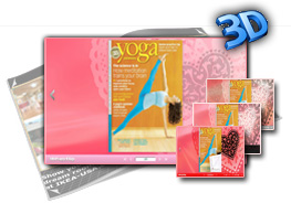 3D PageFlip Templates of Pink Love Theme 1.0