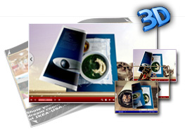 Pretty Cat Templates for 3D Flip Book 1.0